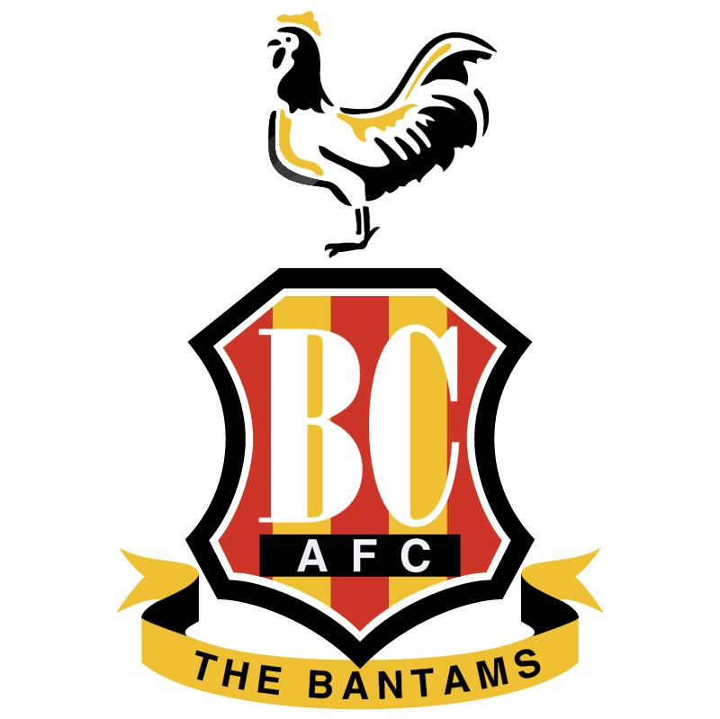 Bradford City AFC 7840 vector