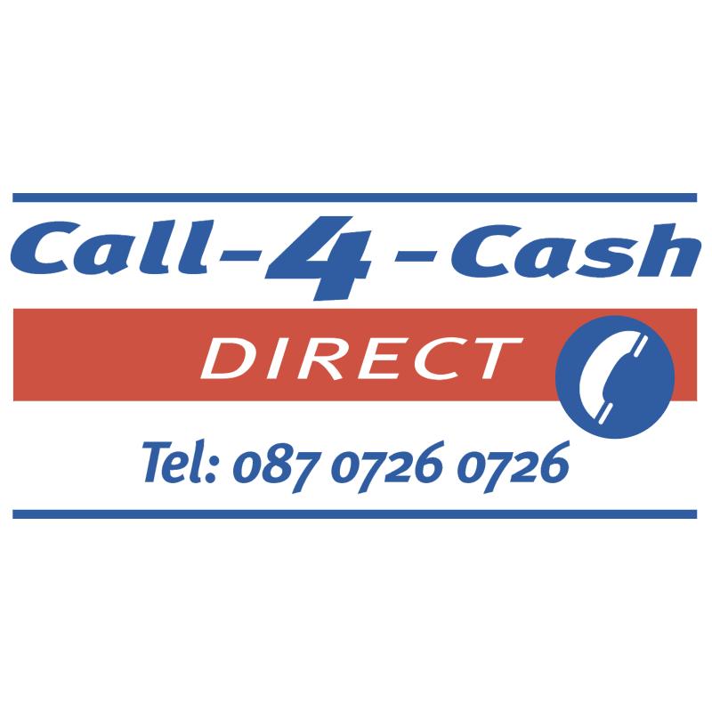 Call 4 Cash vector