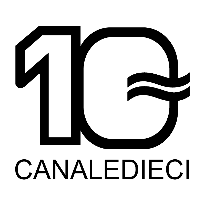 Canale Dieci vector