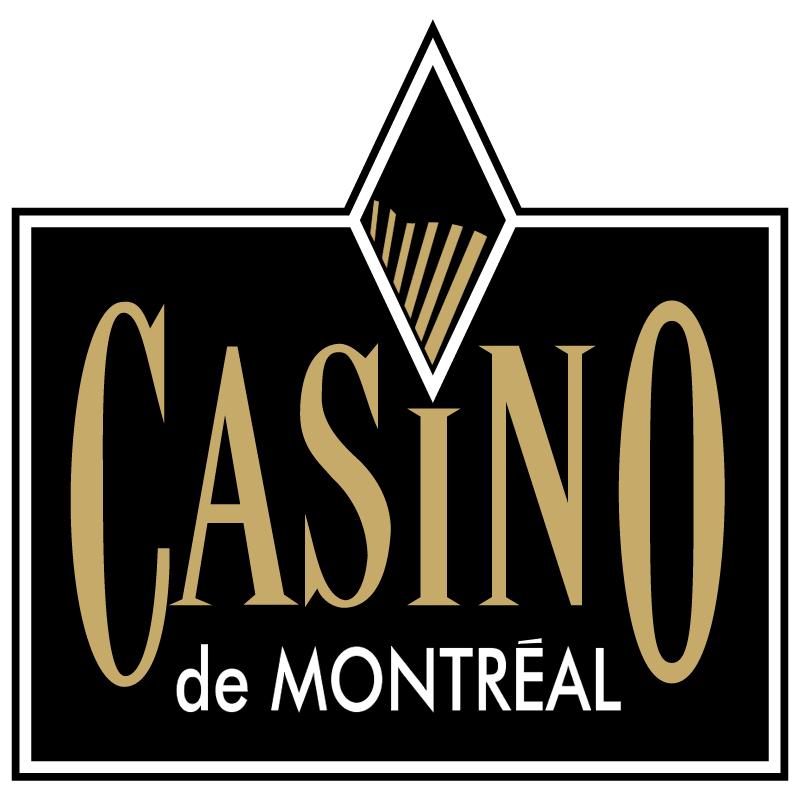 Casino de Montreal vector
