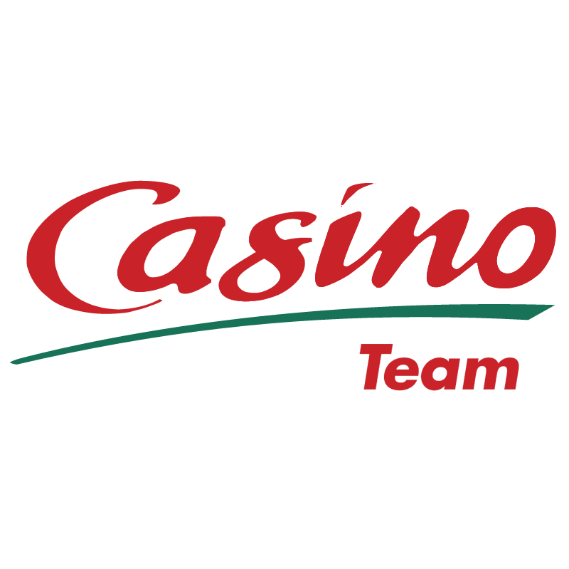 Casino Team vector logo