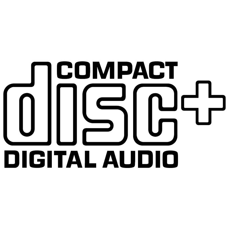CD+ Digital Audio vector