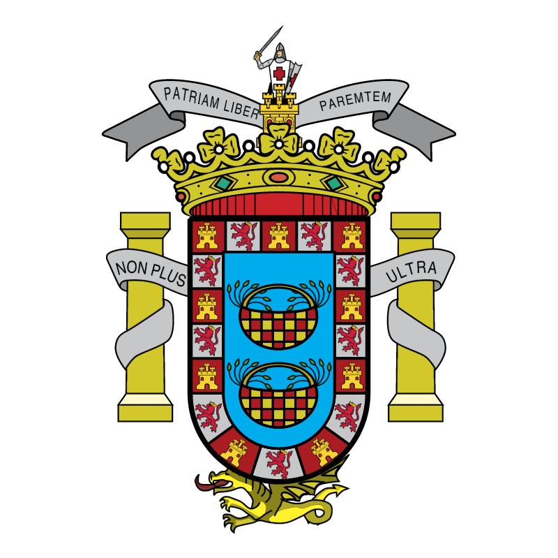Ceuta y Melilla vector logo