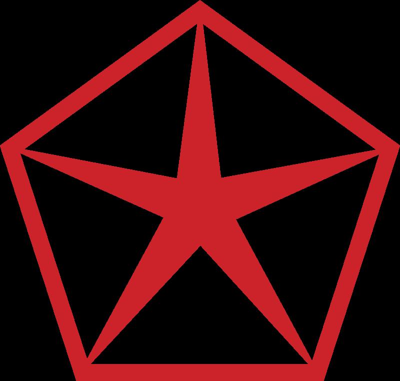 Chrysler logo vector