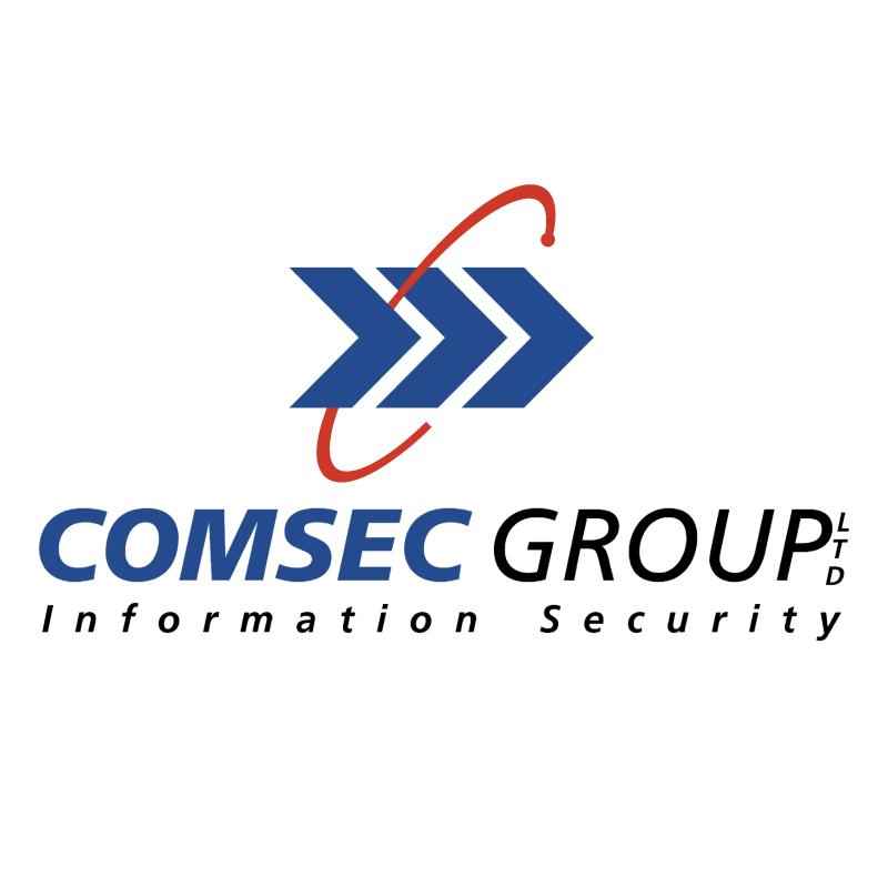 Comsec Group vector