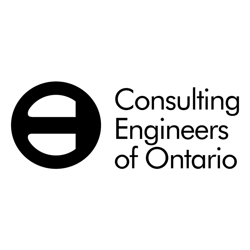 Consulting Engineers of Ontario vector