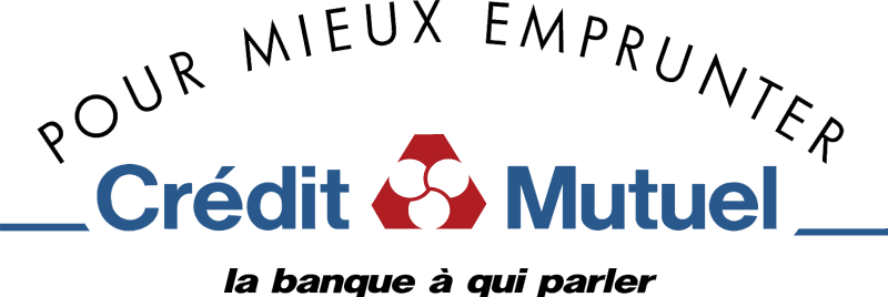 Credit Mutuel logo vector