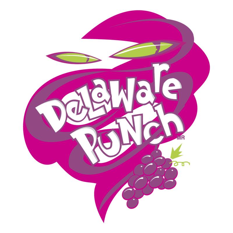 Delaware Punch vector
