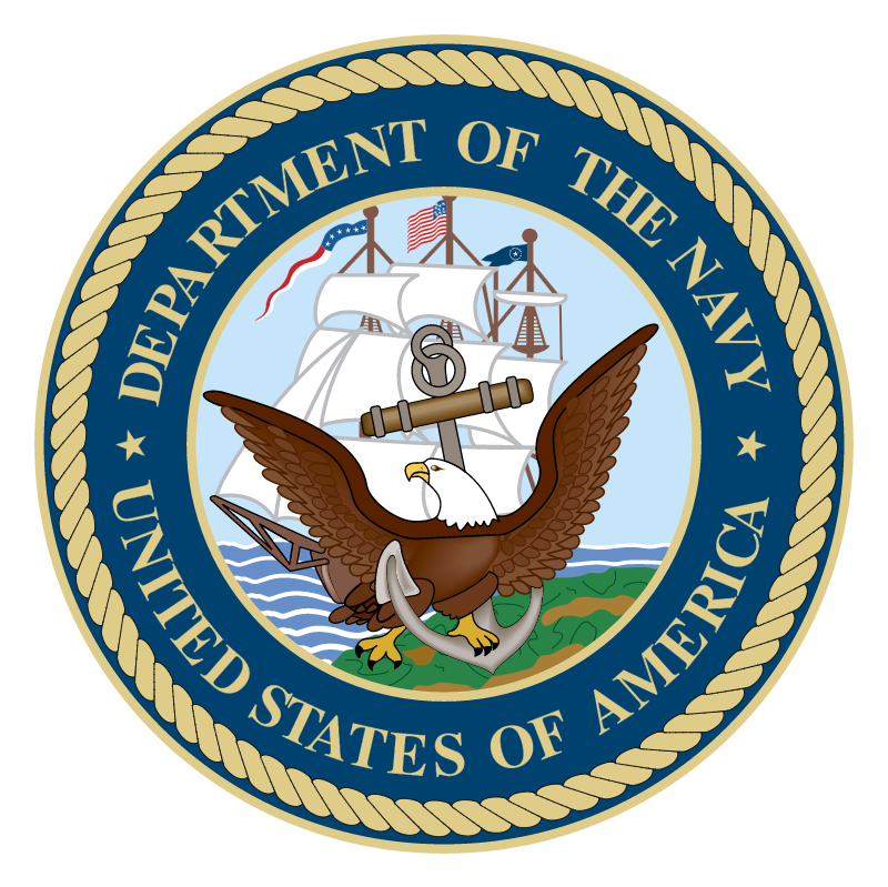 Department of the Navy vector logo
