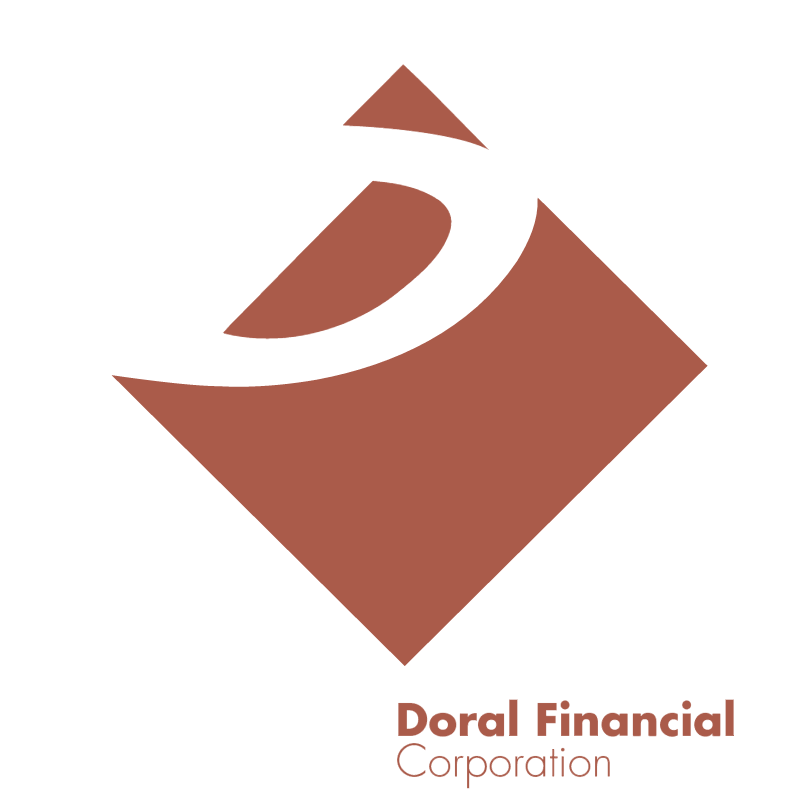Doral Financial Corporation vector logo