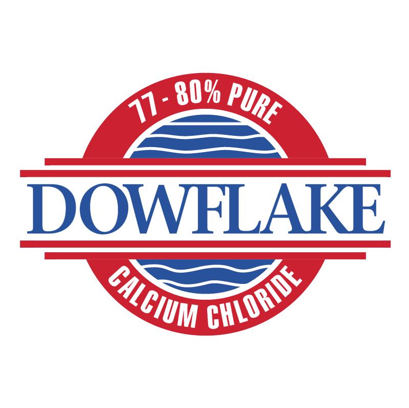 Dowflake vector