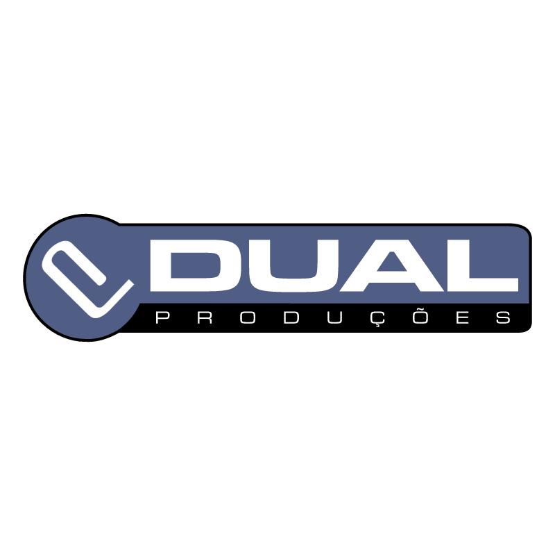 Dual Producoes vector logo