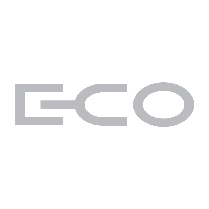 E CO vector logo