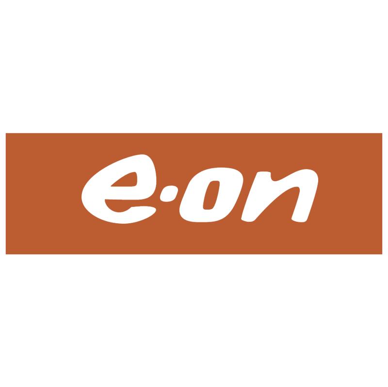 E on vector logo