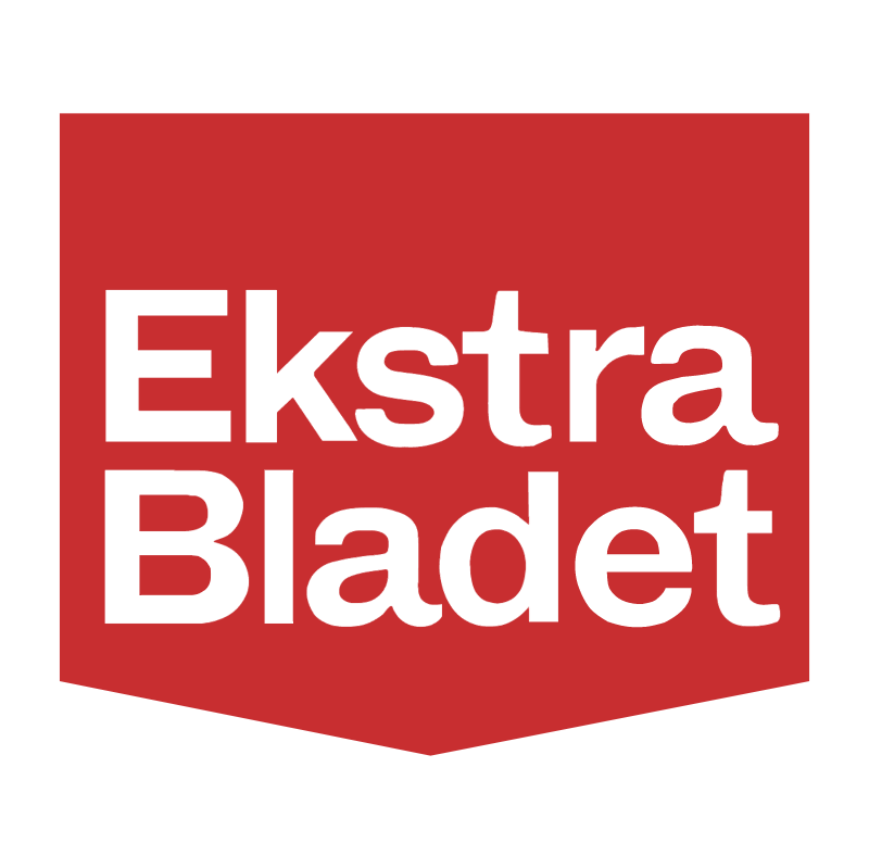 Ekstra Bladet vector logo