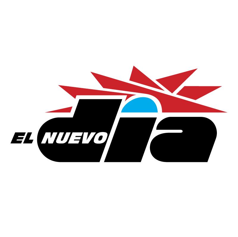 El Nuevo Dia vector logo