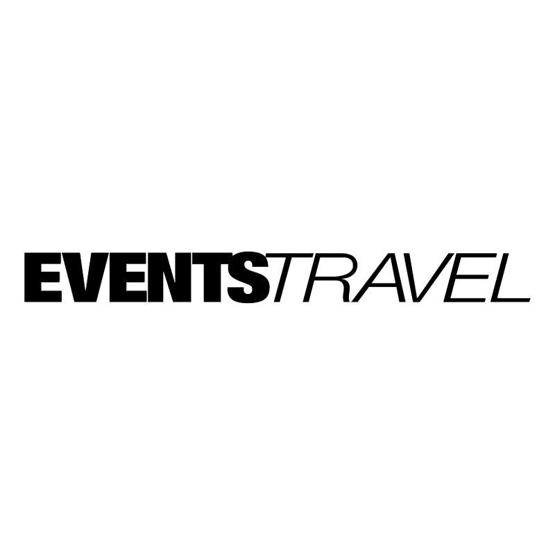 Events Travel vector