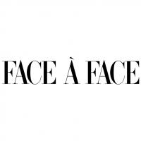Face A Face vector