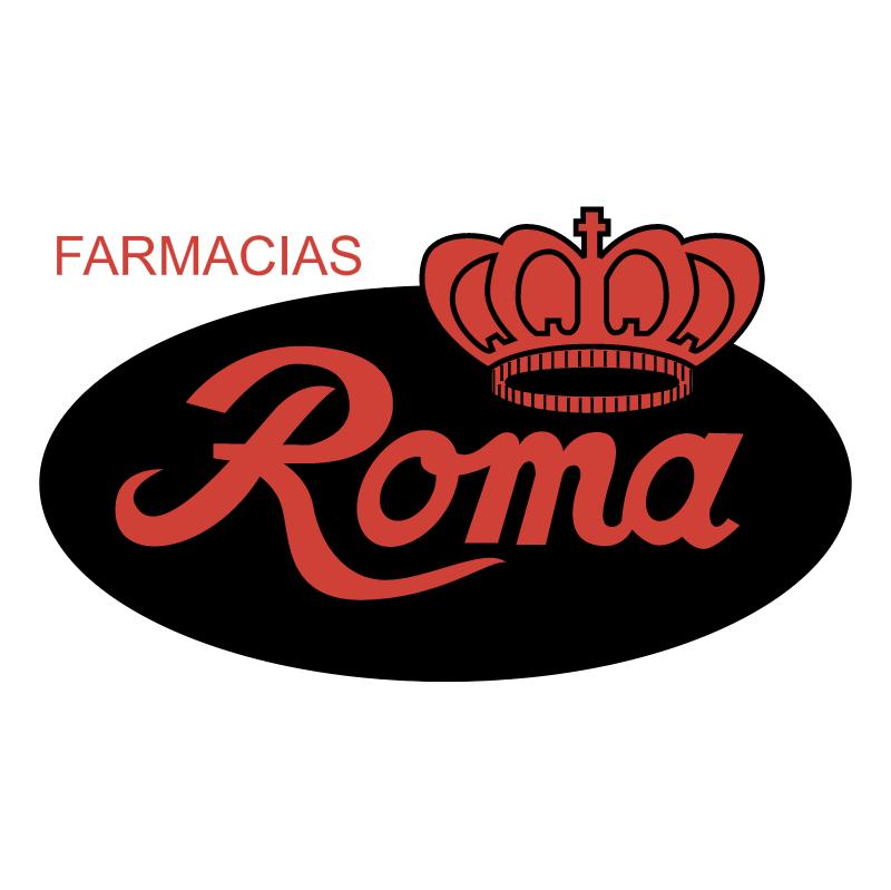 Farmacias Roma vector