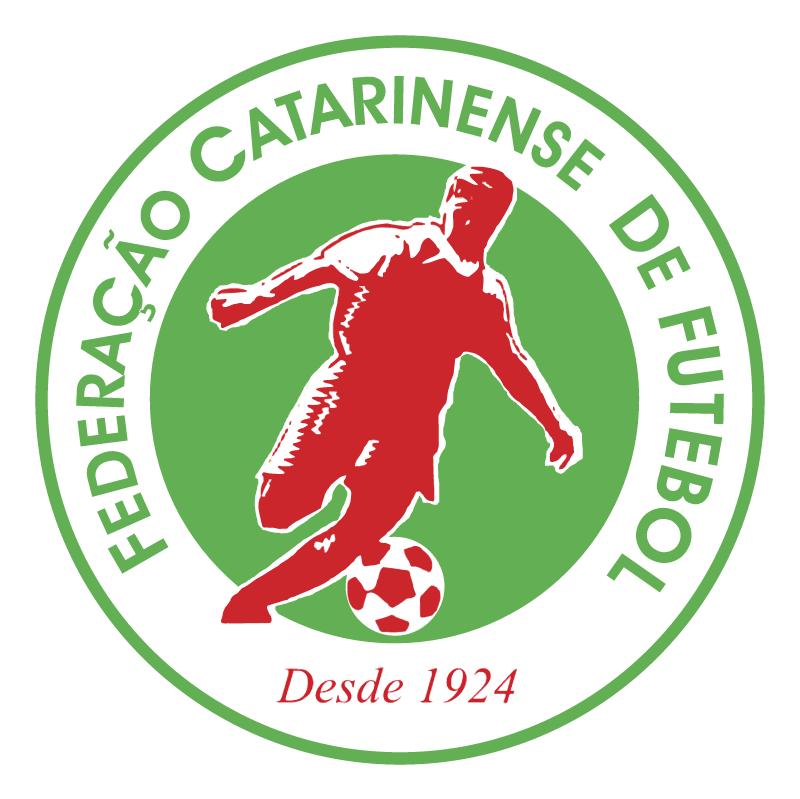 Federacao Catarinense de Futebol SC BR vector