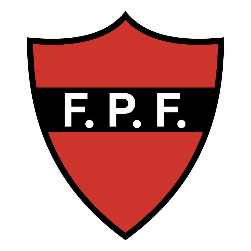 Federacao Paraibana de Futebol PB vector