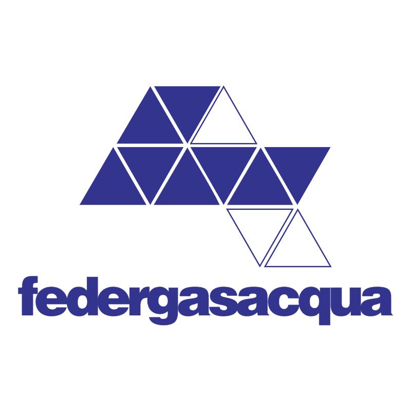 Federgasacqua vector