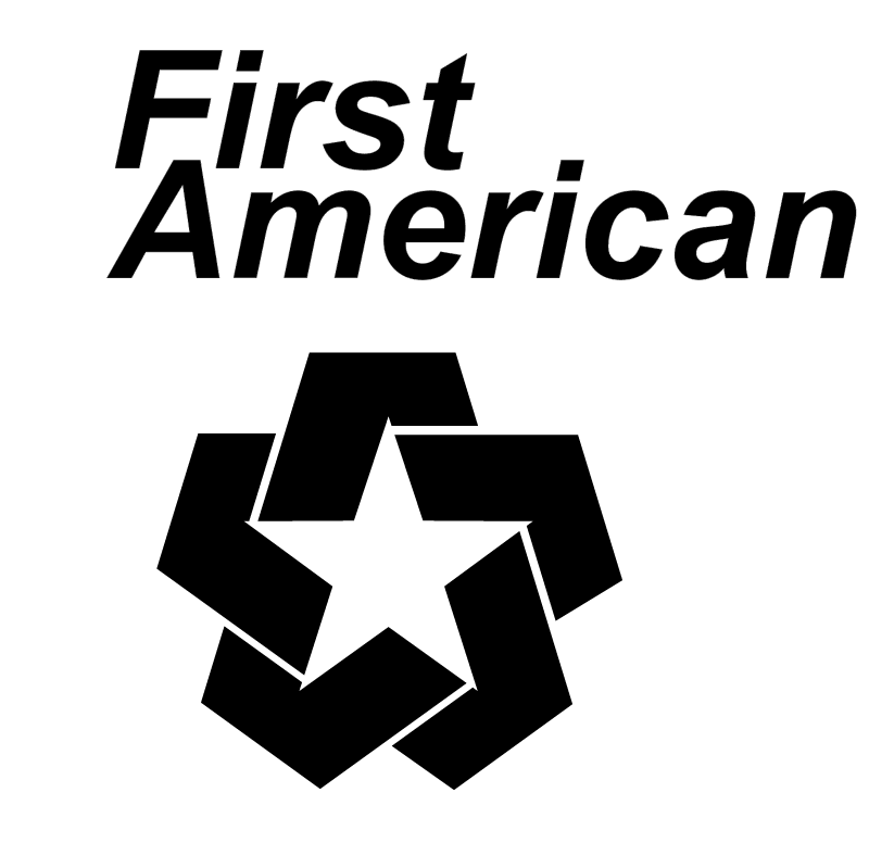 First American vector