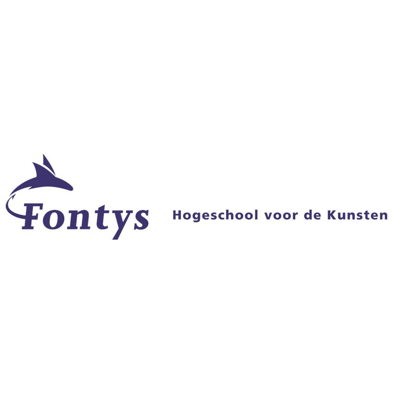 Fontys Hogeschool voor de Kunsten vector