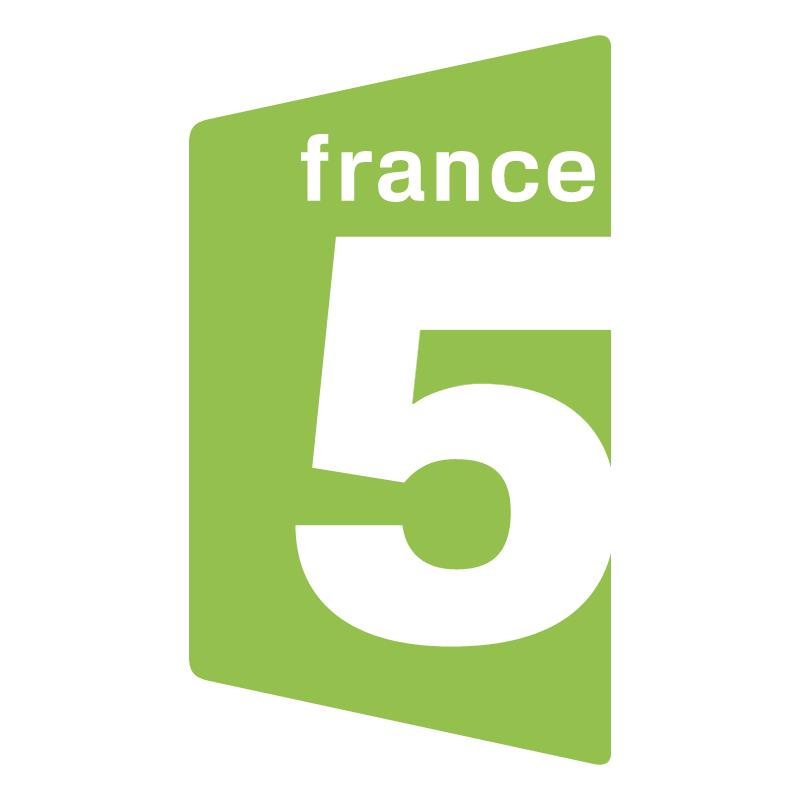 France 5 TV vector