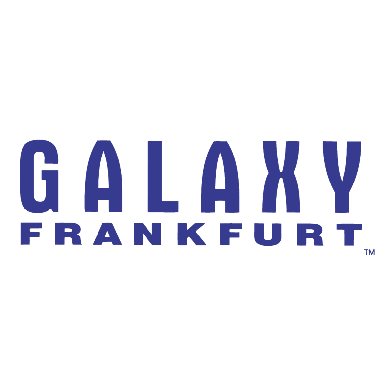 Frankfurt Galaxy vector