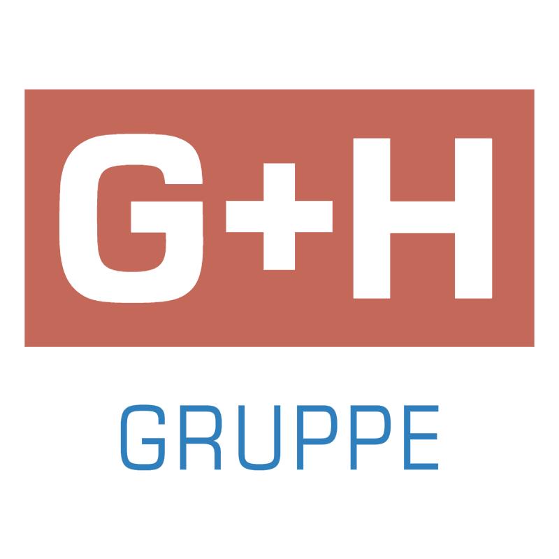 G+H Gruppe vector