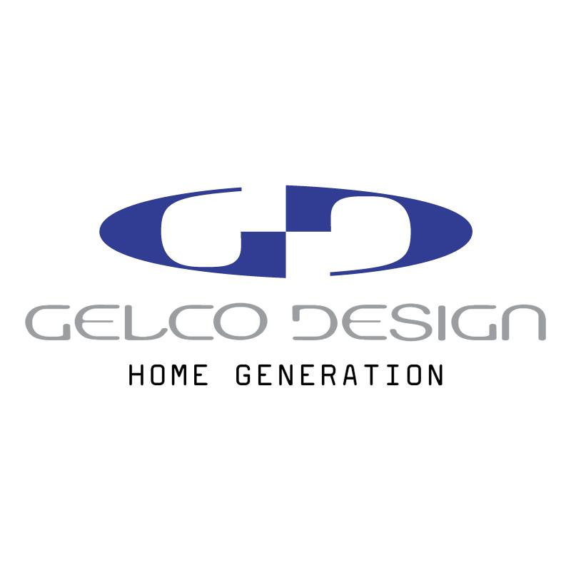 Gelco Design vector logo