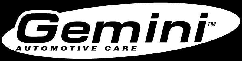 Gemini vector logo