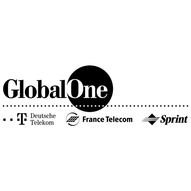 GlobalOne vector