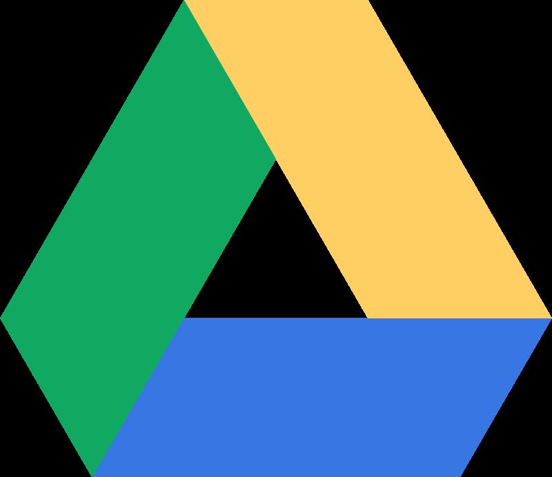 Google Drive vector