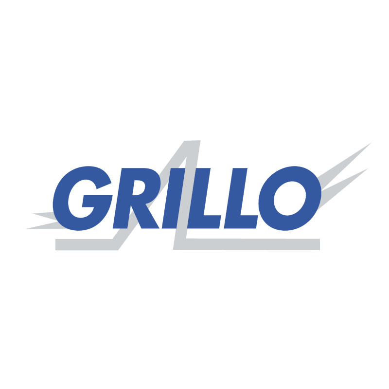 Grillo vector logo