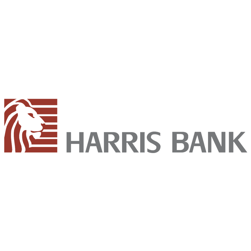 Harris Bank vector