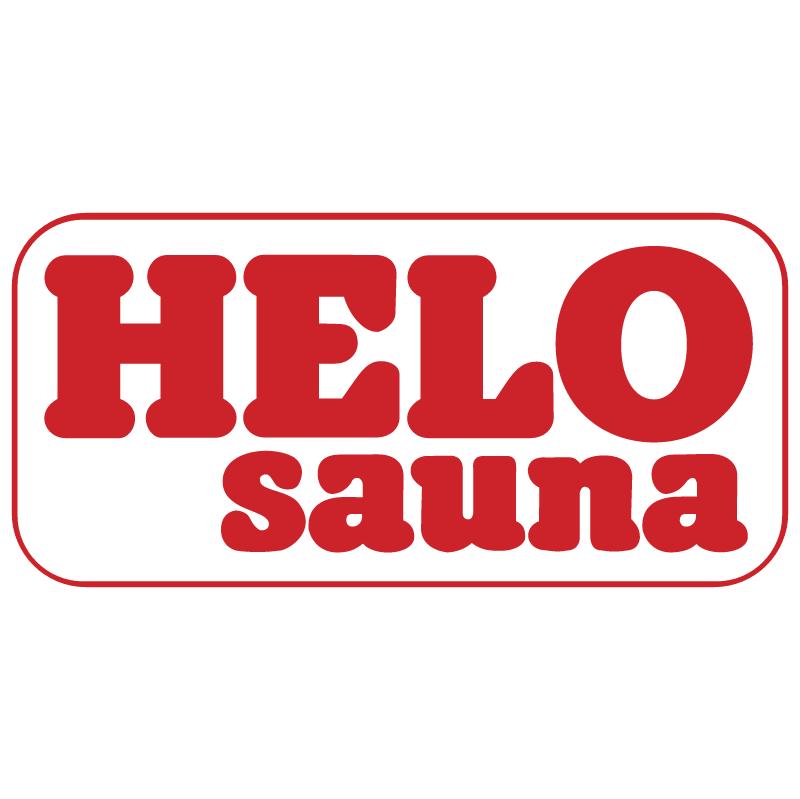 Helo Sauna vector