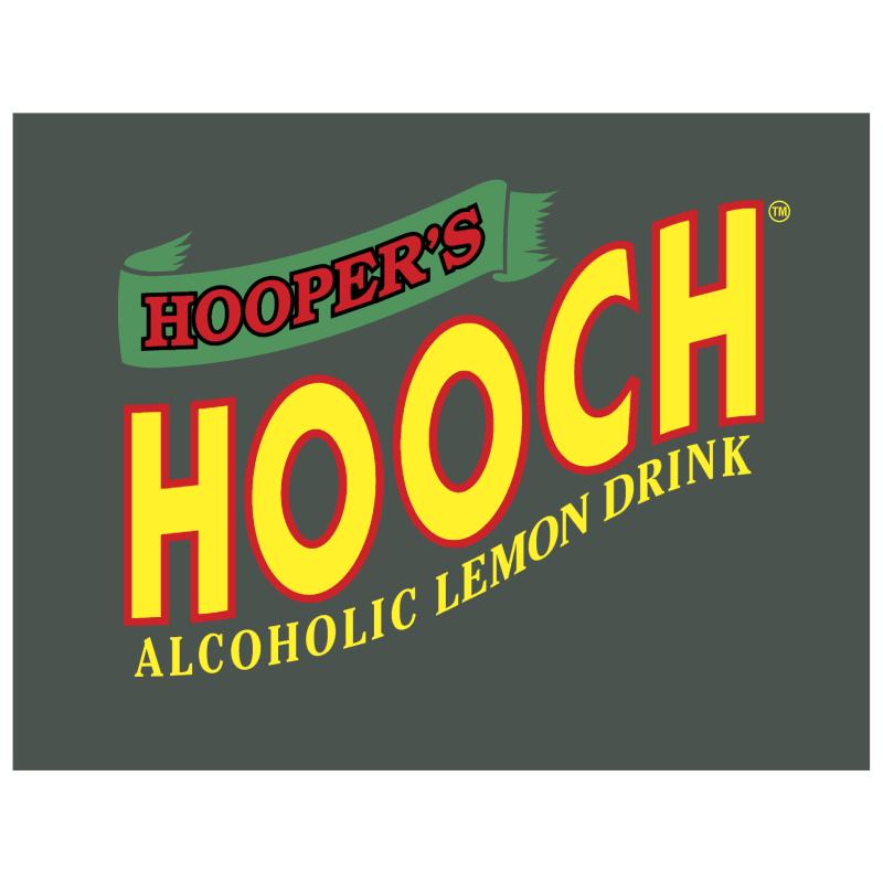 Hooch Lemon vector
