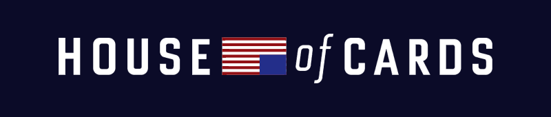 House of Cards vector logo