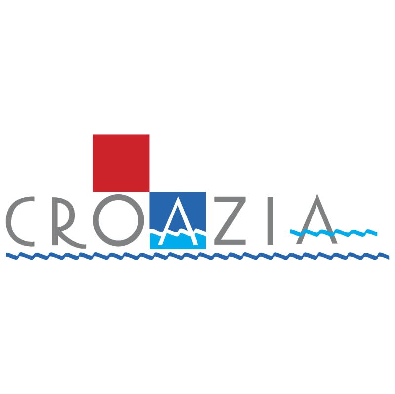 Hrvatska Croazia vector