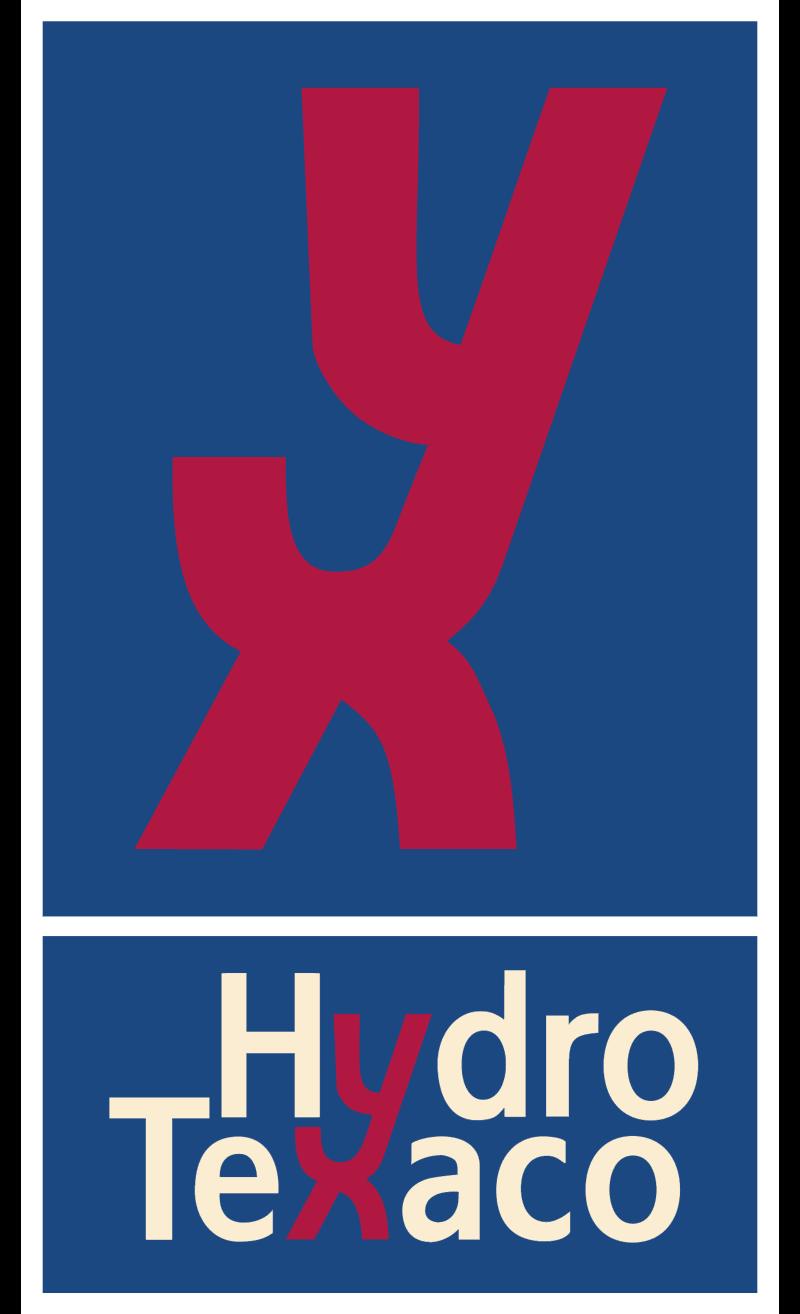 HYDRO TEXACO 1 vector logo