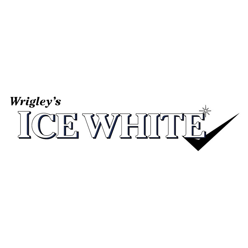 Ice White vector