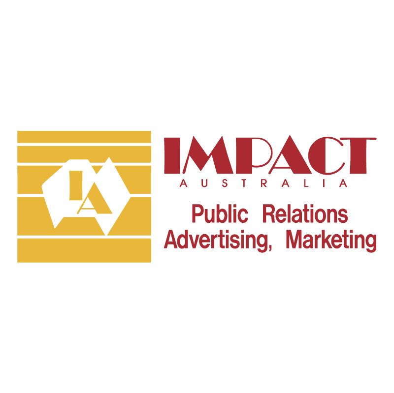 Impact Public Relations vector