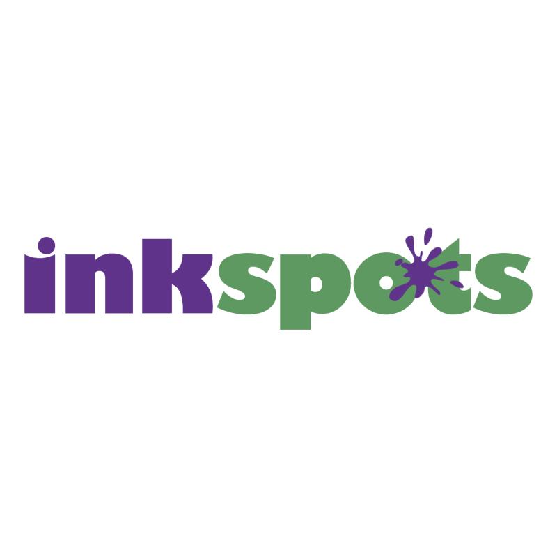 Ink Spots vector