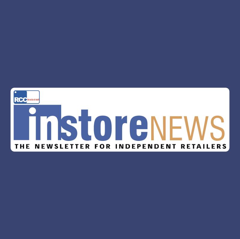 InStore News vector