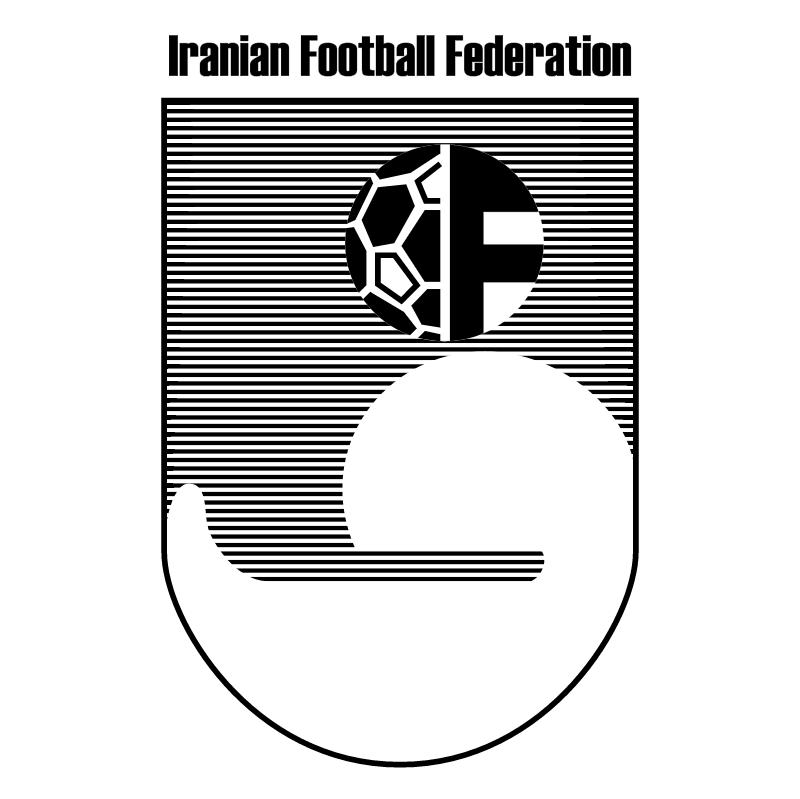 Iran Football Federation vector logo