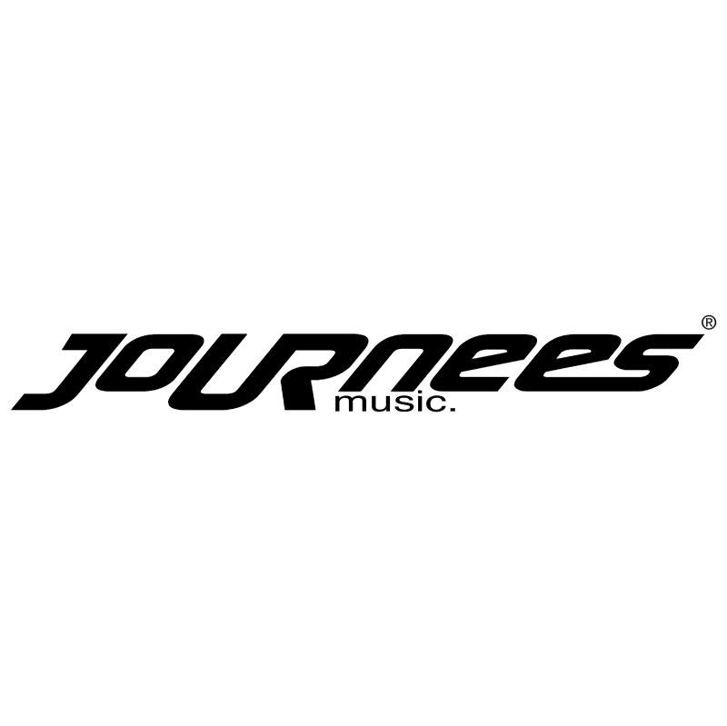 Journees Music vector logo