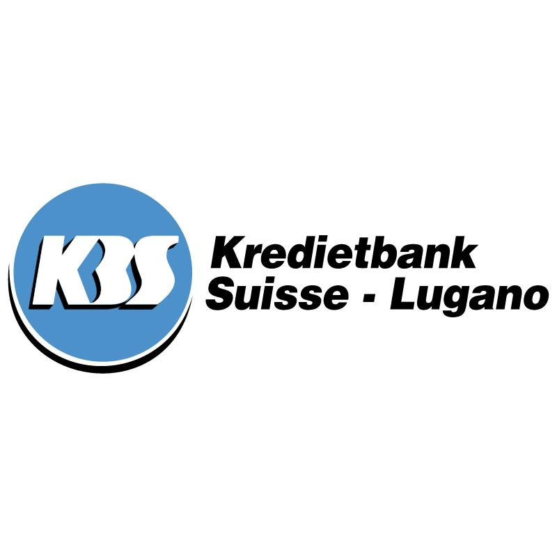 KBL Kredietbank Suisse Lugano vector