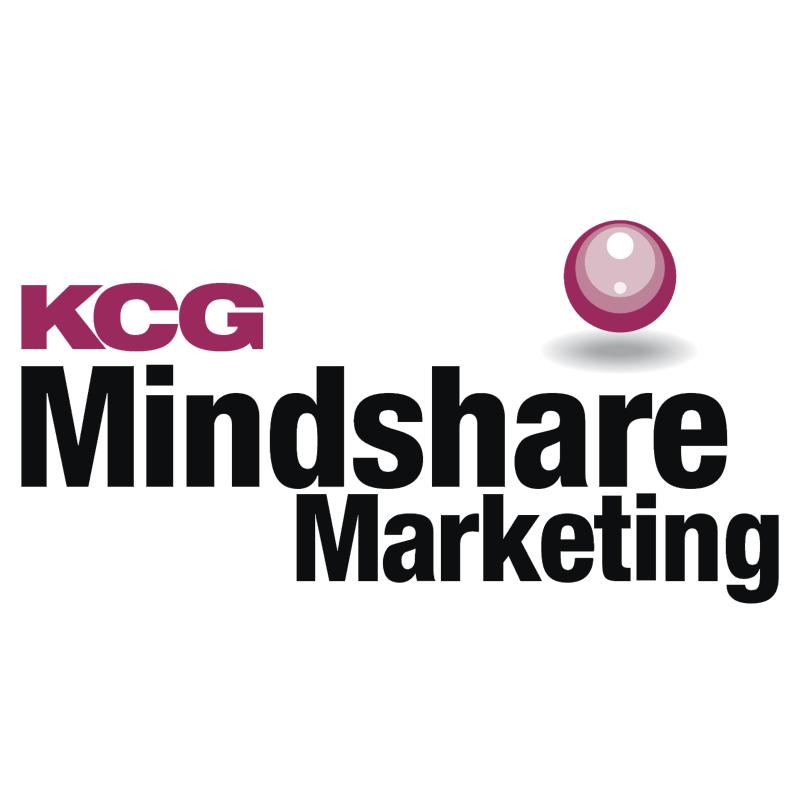 KCG Mindshare Marketing vector